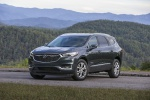 2019 Buick Enclave Avenir in Dark Slate Metallic - Static Front Left View