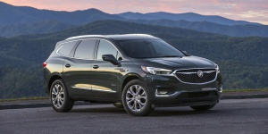 Buick Enclave Reviews / Specs / Pictures / Prices