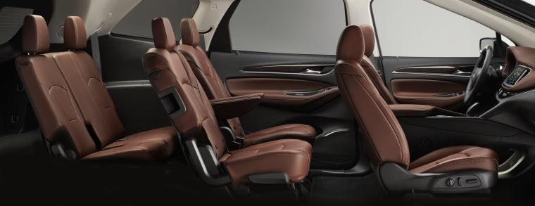 2020 Buick Enclave Avenir Interior Picture