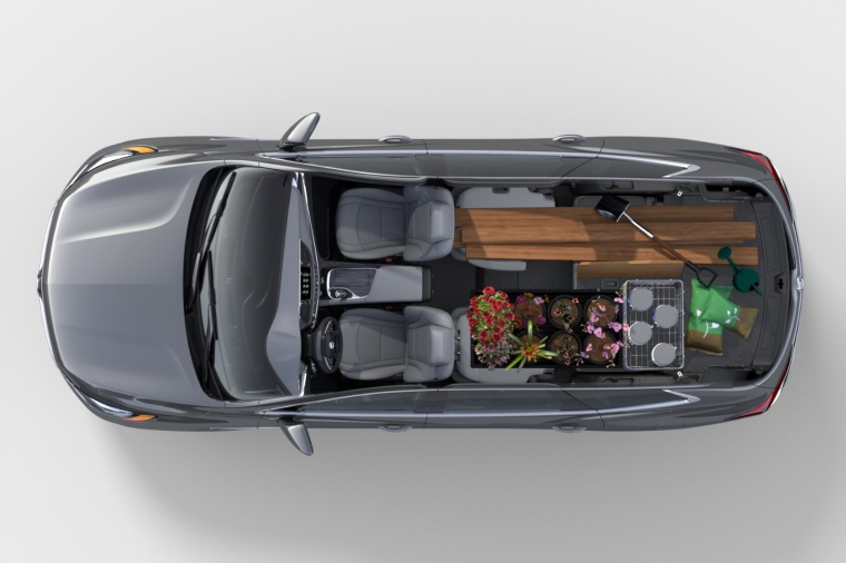 2020 Buick Enclave Interior Picture