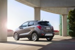 2013 Buick Encore in Cocoa Silver Metallic - Static Rear Left Three-quarter View