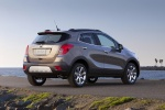 2014 Buick Encore in Cocoa Silver Metallic - Static Rear Right Three-quarter View