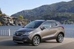 2014 Buick Encore in Cocoa Silver Metallic - Static Front Left Three-quarter View