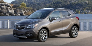 2014 Buick Encore Reviews / Specs / Pictures / Prices