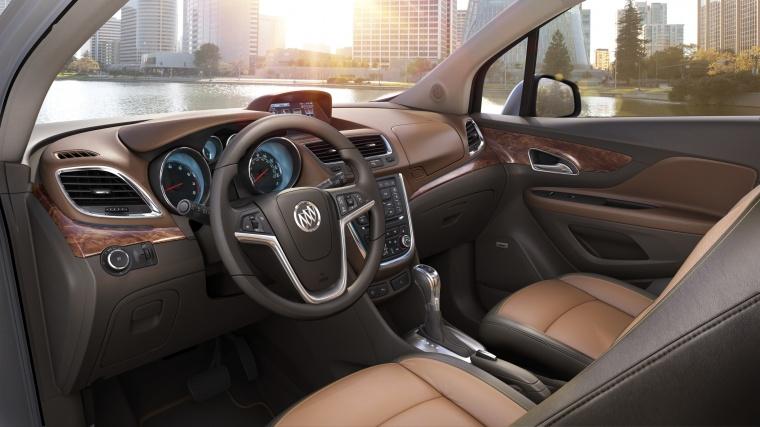 2016 Buick Encore Interior Picture