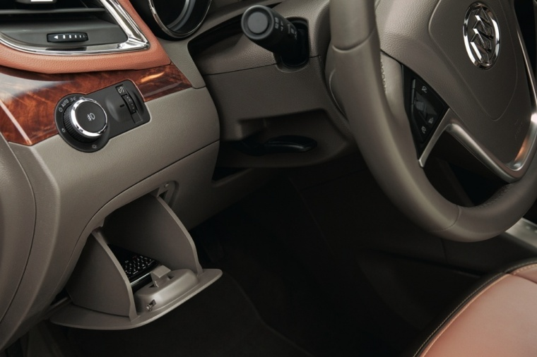 2016 Buick Encore Interior Picture