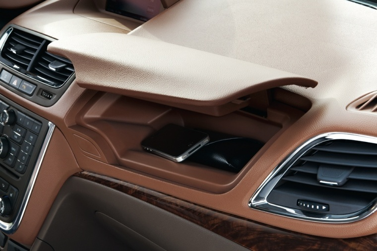 2016 Buick Encore Glove Box Picture