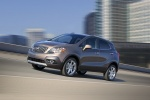 2016 Buick Encore - Driving Front Left Three-quarter View