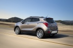 2016 Buick Encore - Driving Rear Left Three-quarter View
