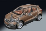 Picture of 2016 Buick Encore Technology