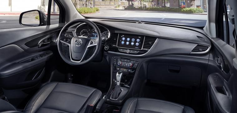 2018 Buick Encore Interior Picture