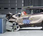2018 Buick Encore IIHS Frontal Impact Crash Test Picture