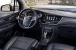 Picture of a 2018 Buick Encore's Interior