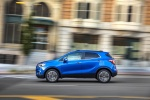 2018 Buick Encore in Coastal Blue Metallic - Driving Side View