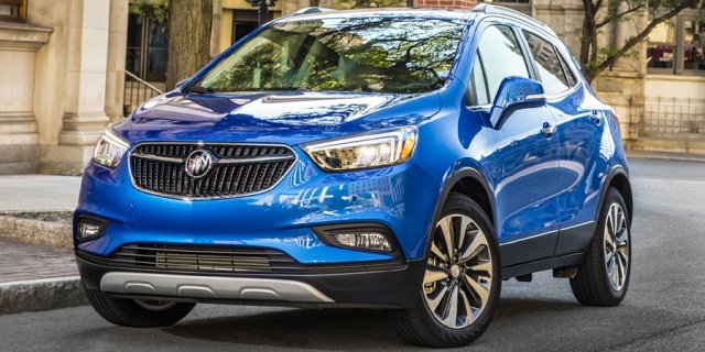 Research the 2018 Buick Encore