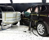 2016 Buick Envision IIHS Side Impact Crash Test Picture