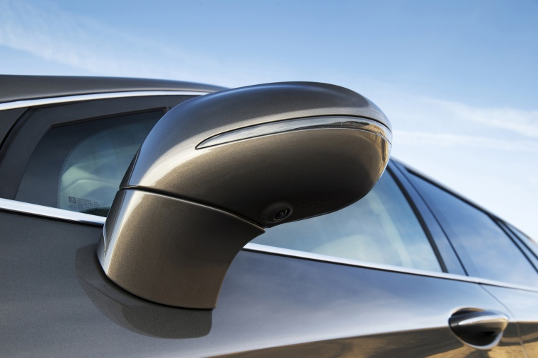 2017 Buick Envision AWD Door Mirror Picture