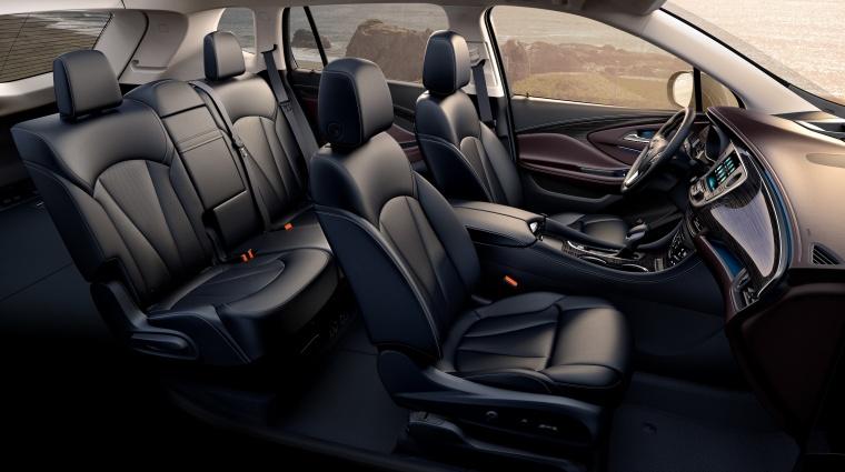 2017 Buick Envision Interior Picture
