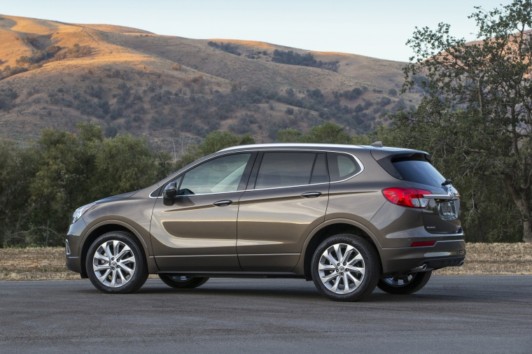 2017 Buick Envision AWD Picture