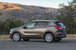2017 Buick  Envision Picture