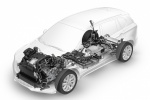 Picture of a 2017 Buick Envision's Powertrain