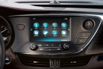 Picture of a 2017 Buick Envision's Dashboard Screen
