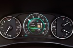 Picture of a 2017 Buick Envision's Gauges