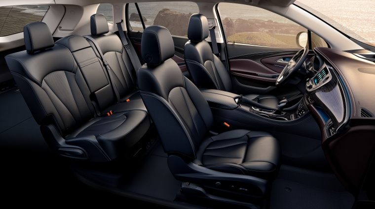 2018 Buick Envision Interior Picture