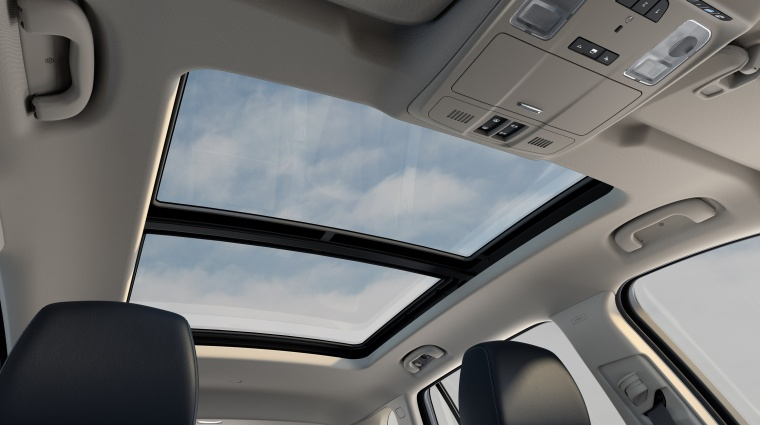 2018 Buick Envision Moonroof Picture