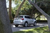 Picture of a 2019 Buick Envision AWD in Galaxy Silver Metallic from a rear right three-quarter perspective