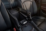 Picture of a 2019 Buick Envision AWD's Center Console Storage open