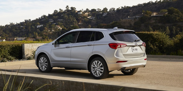 Research the 2019 Buick Envision