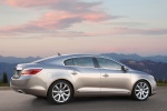 2011 Buick LaCrosse CXL in Quicksilver Metallic - Static Side View