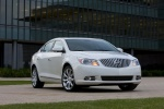 2011 Buick LaCrosse CXL in Summit White - Static Front Right Three-quarter View