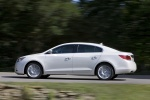2011 Buick LaCrosse CXL in Summit White - Driving Side View