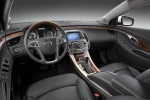 2011 Buick LaCrosse CXL Interior in Ebony
