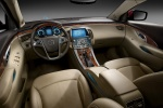 Picture of 2011 Buick LaCrosse CXS Cockpit in Cocoa
