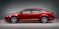 2011 Buick LaCrosse CX, CXL AWD, CXS V6 Review