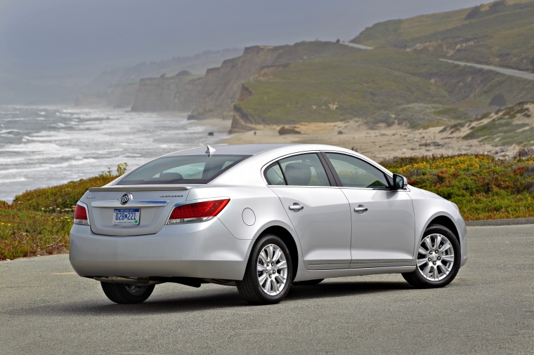 2012 Buick LaCrosse eAssist Picture