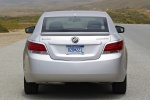2012 Buick LaCrosse eAssist in Quicksilver Metallic - Static Rear View