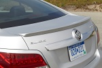 Picture of 2012 Buick LaCrosse eAssist Rear Spoiler