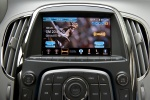 Picture of 2012 Buick LaCrosse eAssist Dashboard Screen