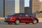 Picture of 2012 Buick LaCrosse in Crystal Red Tintcoat