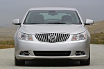 2012 Buick LaCrosse eAssist in Quicksilver Metallic - Static Frontal View