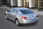Picture of 2012 Buick LaCrosse in Quicksilver Metallic