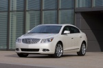 Picture of 2012 Buick LaCrosse in Summit White