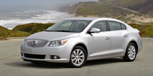 2012 Buick LaCrosse Reviews / Specs / Pictures / Prices