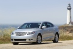 Picture of 2013 Buick LaCrosse eAssist in Quicksilver Metallic