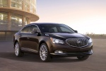 2014 Buick LaCrosse in Mocha Bronze Metallic - Static Front Right View