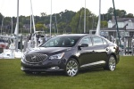 Picture of 2014 Buick LaCrosse V6 AWD in Midnight Amethyst Metallic